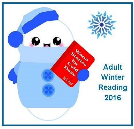 winter reading image